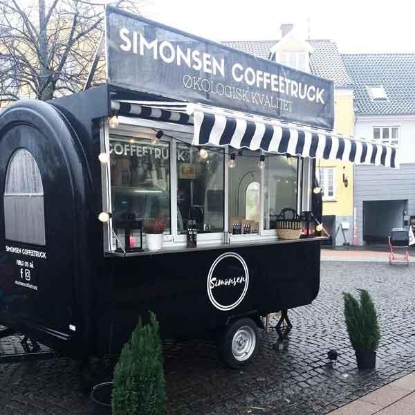 Simonsen Coffeetruck