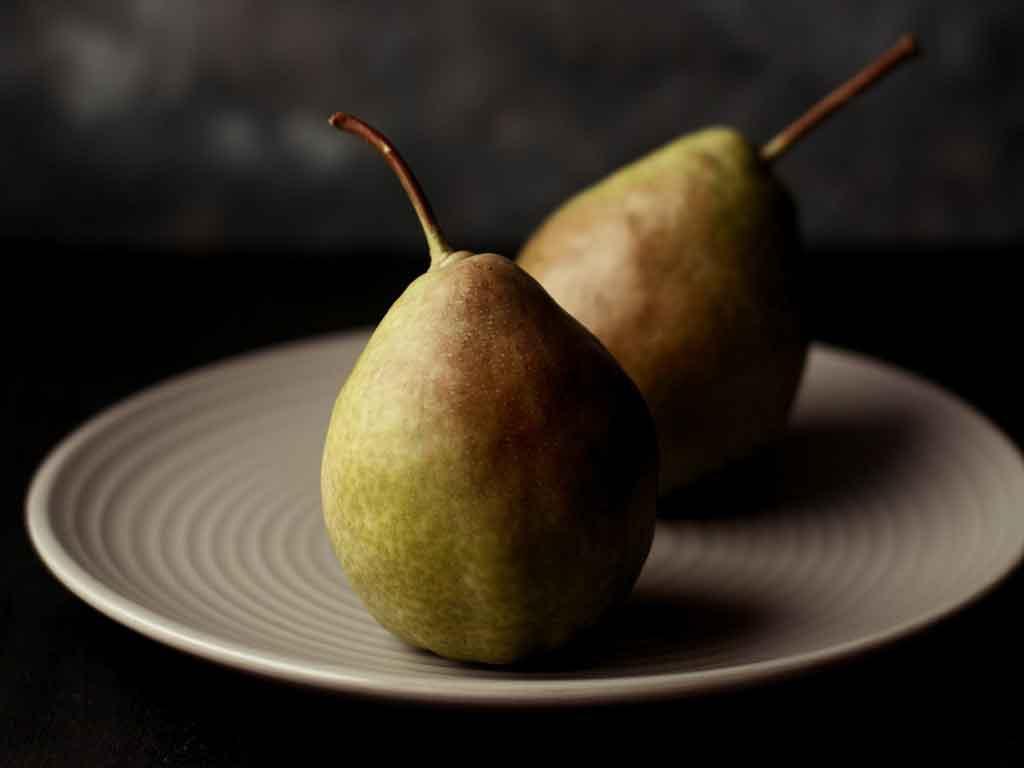 Et godt pæreår