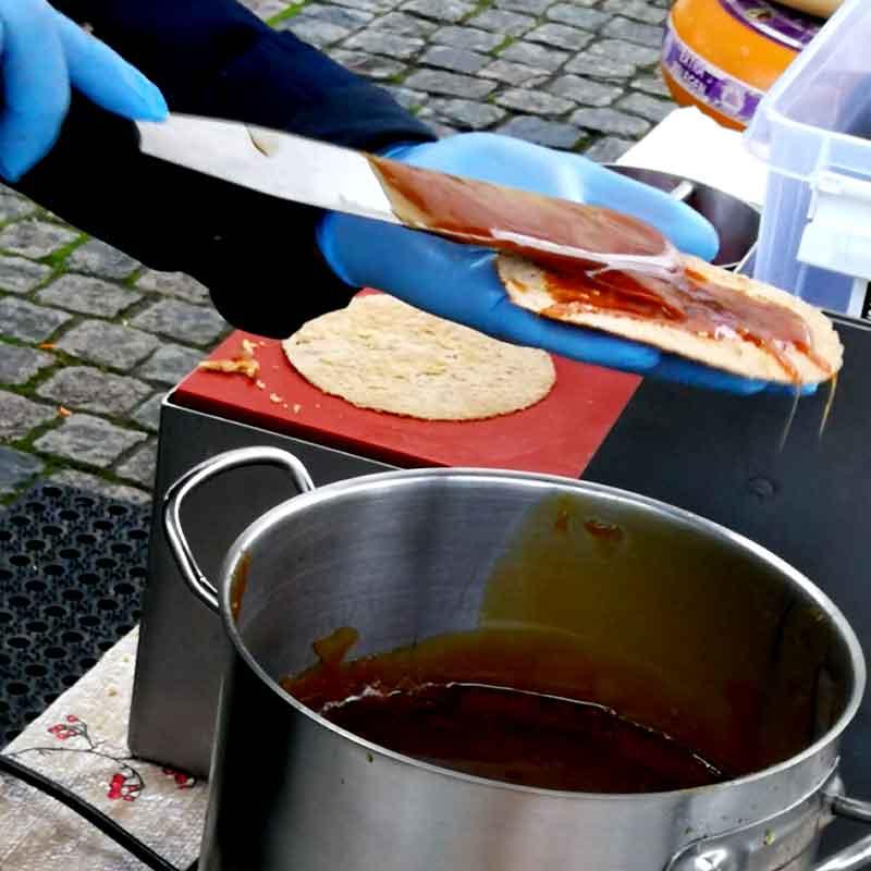 Stroopwafels: et stykke med Holland