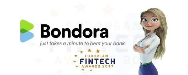 European Fintech Awards 2017 nomination