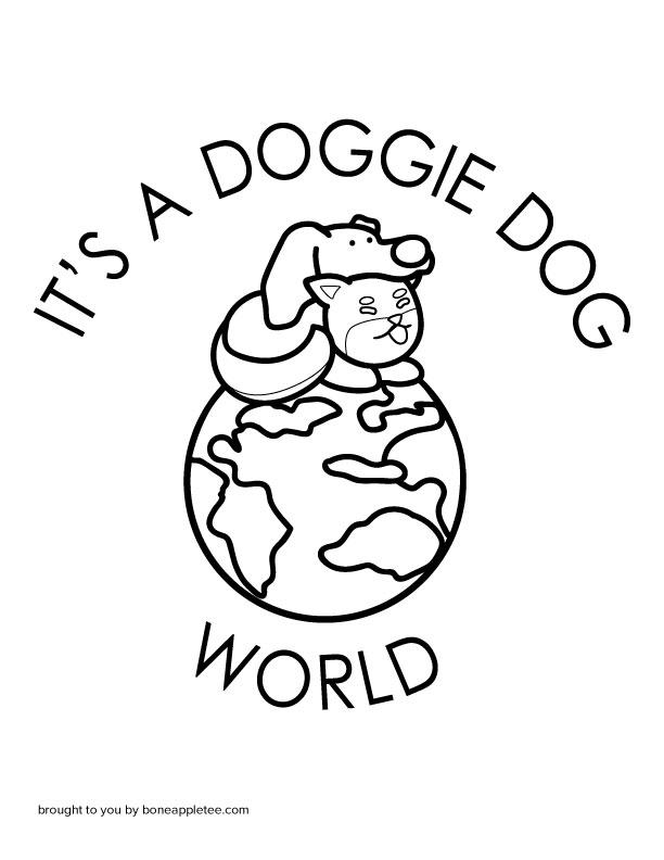It's a Doggie Dog World