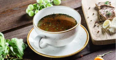 bone broth drink
