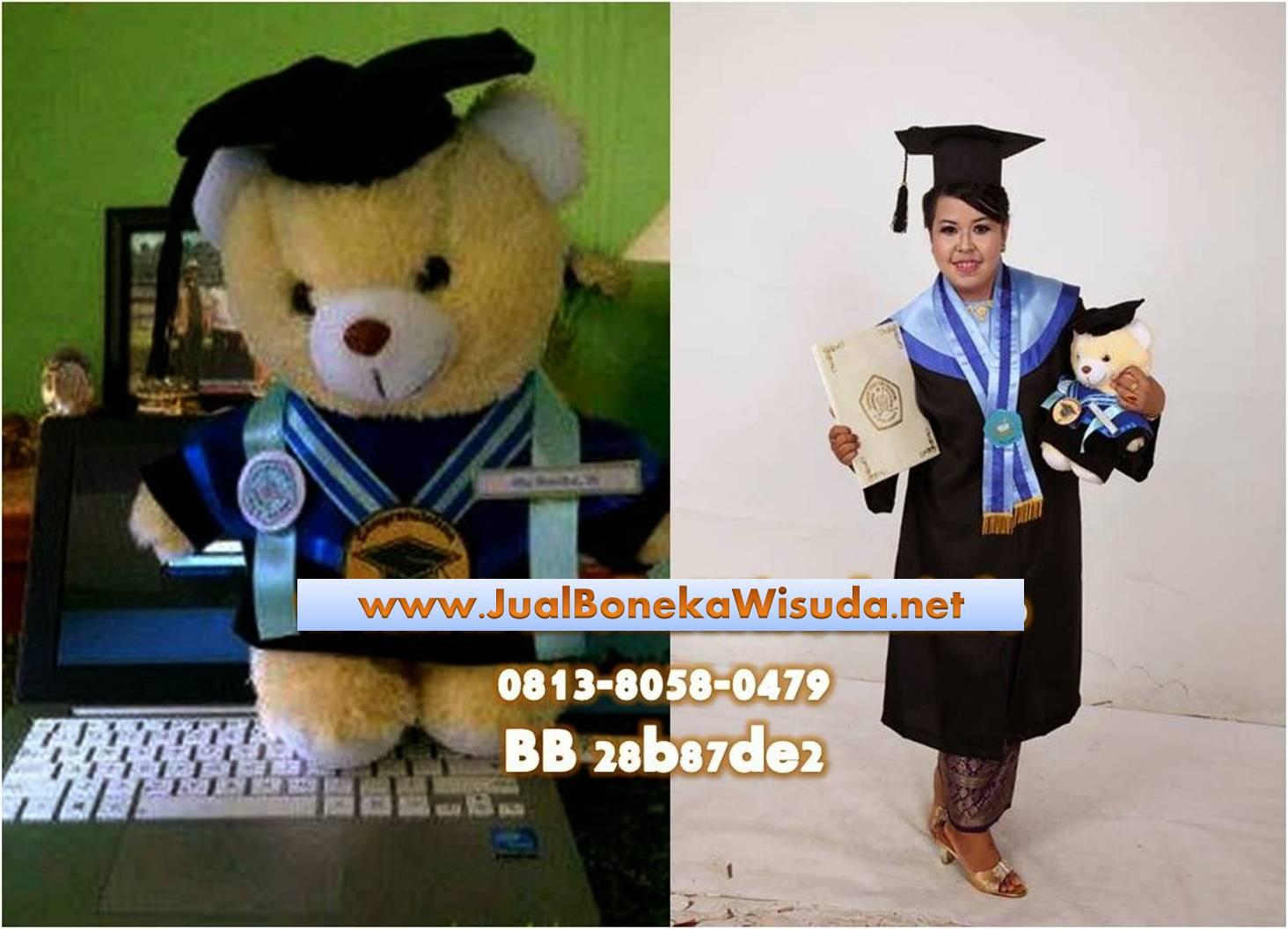 BONEKA WISUDA BANDUNG - 0813-8058-0479 WA CALL - Boneka Wisuda 303800fe59
