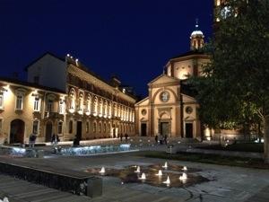 Piazza San Magno, Legnano