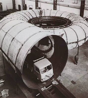 Lapini 3 grande spirale turbina Franco Tosi Legnano