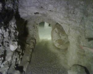 Nazareth tomba del giusto
