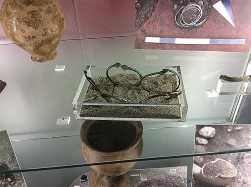 Museo civico Guido Sutermeister di Legnano - bracciali