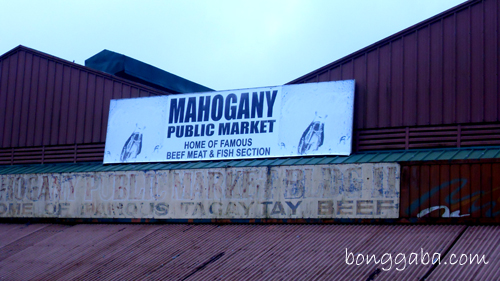 Tagaytay Mahogany Market (Quicky Escape Trip to Tagaytay Part 3 of 3)