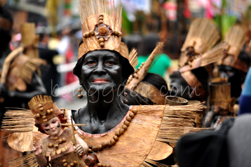 Kalibo's Ati-atihan Festival