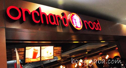 Singaporean Food in the Metro