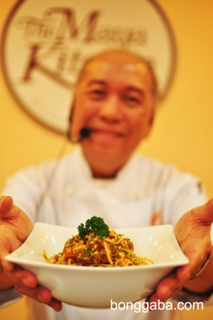Chef Gen Capati A Day in Maya Kitchen