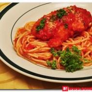 Chicken Parmigiana Pasta Recipe