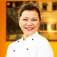 """Chef Vicky Pacheco of Chateau 1771 Group of Restaurants at The Maya Kitchen This August """"No Boarders Cuisine"""""""