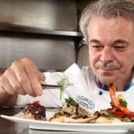 Chef Luciano Paolo Nesi of L'Opera at The Maya Kitchen