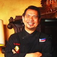 Chef Gene Gonzales at The Maya Kitchen