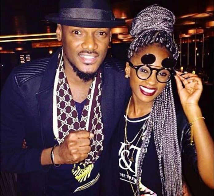 vanessa and 2face