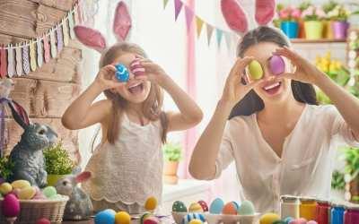 Œufs, lapins, chocolats…des idées déco et repas pour Pâques!