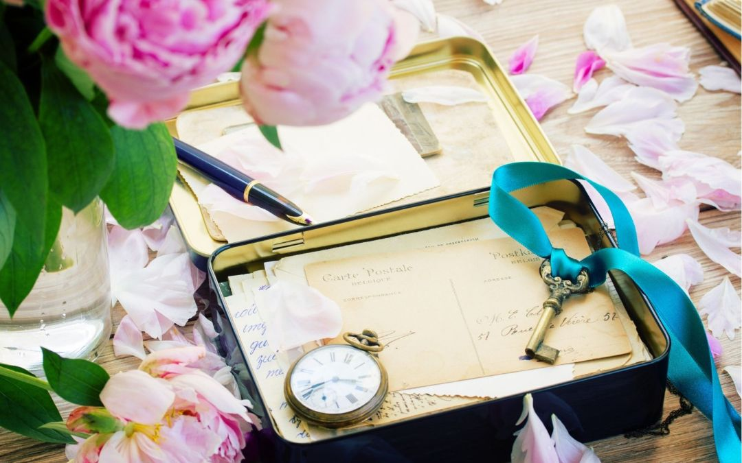 La capsule temporelle comme cadeau de Mariage, d'Anniversaire ou de Naissance