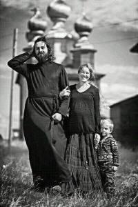prete sposato