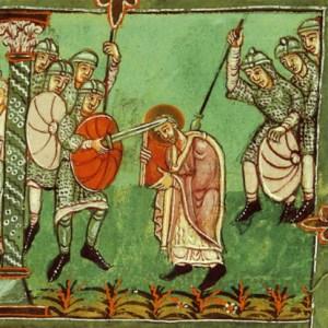 martirio di san Bonifacio