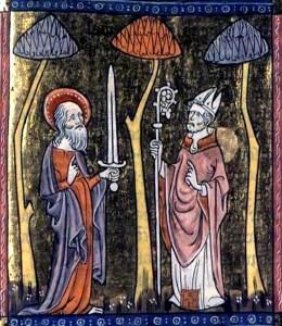 San Paolo e san Timoteo