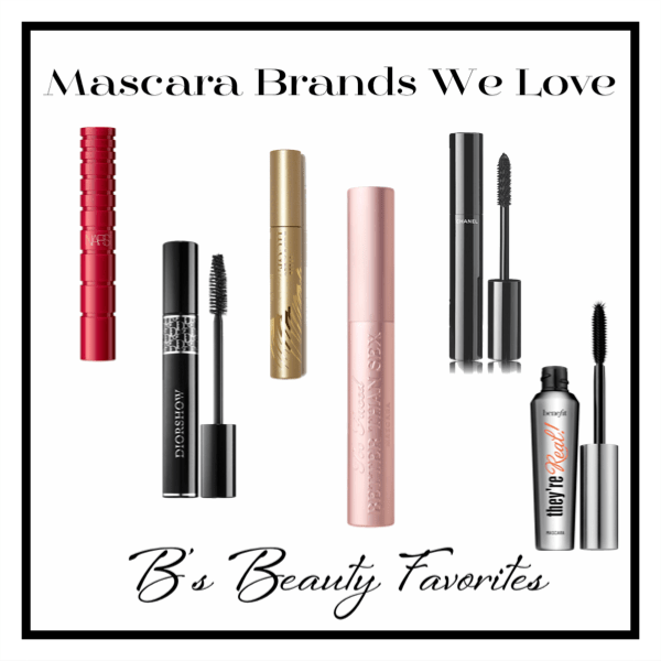 B's Beauty Favorites: Mascara