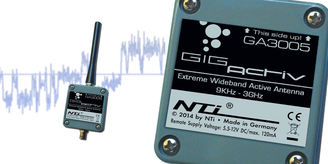 Gigactiv Ga3005 Ultra Wideband Active Antenna Bonito