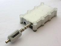 Galvanischer Antennen Isolator GI300 am winradio