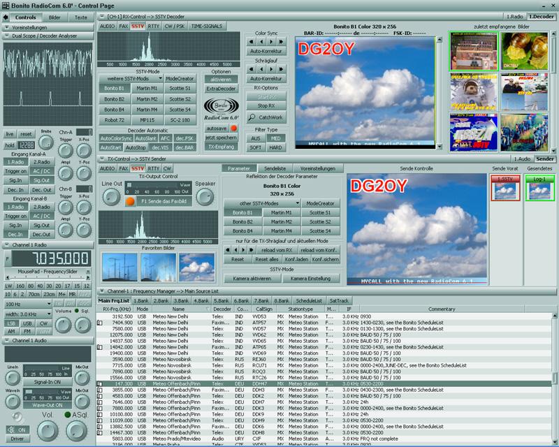RadioCom 6 - Bonito Hamradio