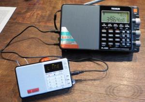 Tecsun Q3/D mit PL-880