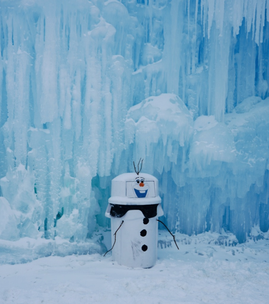 Ice Castles Adventure In Dillon, Colorado
