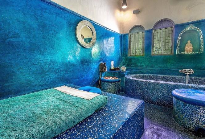 Bodyworks Bali treatment room