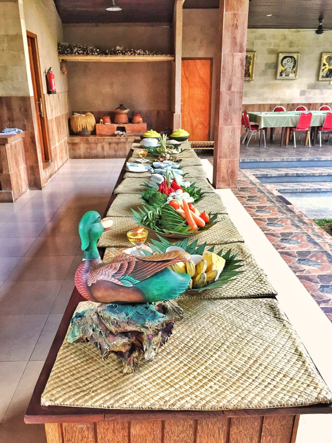 Paon Bali Cooking Class Kitchen