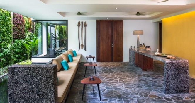 Spa Room Viroth's Hotel Siem Reap Cambodia