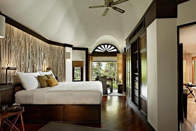 rayavadee deluxe pavilion bedroom krabi thailand