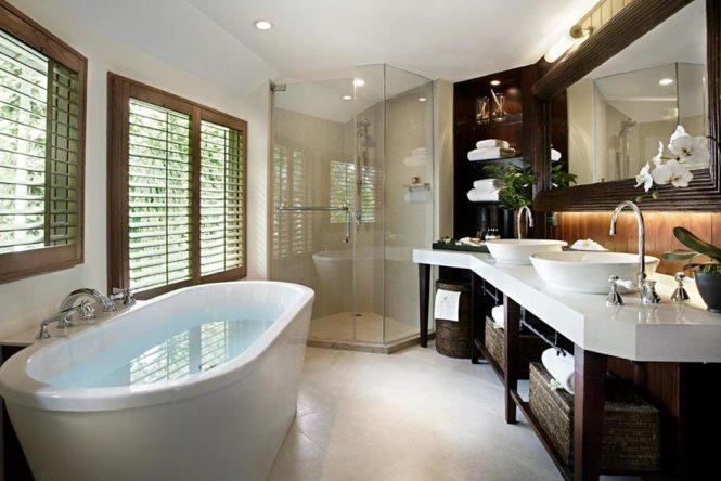 rayavadee deluxe pavilion bathroom krabi thailand