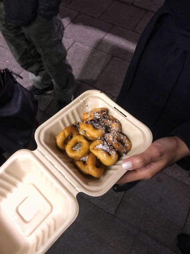 Dons Donuts Food Cart Reykjavik Iceland