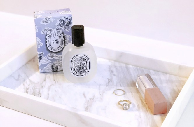 Diptyque Rose Eau Hair Mist Limited Edition