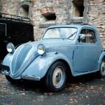 Une très belle Simca 5/ Fiat Topolino