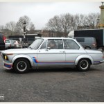 BMW 2002 Turbo : ON/ OFF