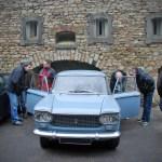 Autour de la Fiat 1500