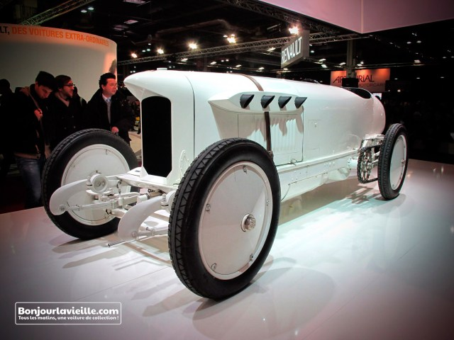 Mercedes-Benz de record
