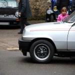 Avant de la R5 Alpine Renault