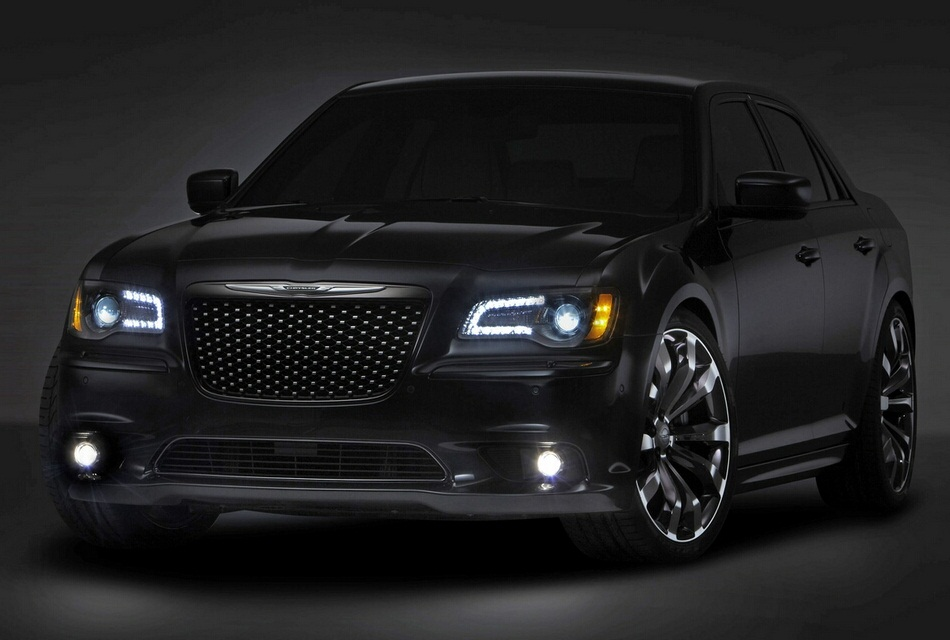 Chrysler 300C and Jeep Wrangler Concepts for China (1)