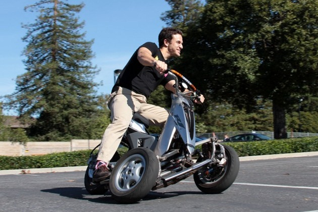 Sway Motorsports Electric Scooter (2)