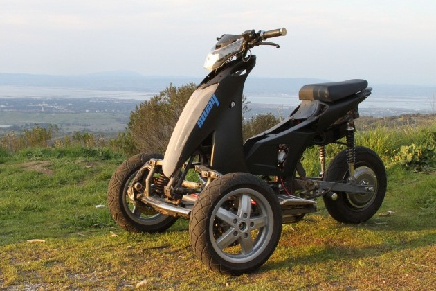 Sway Motorsports Electric Scooter (4)