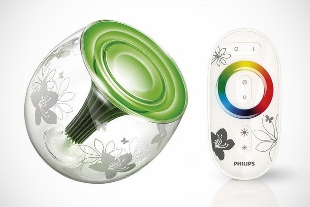 Philips Color-Changing LED Lamp (2)
