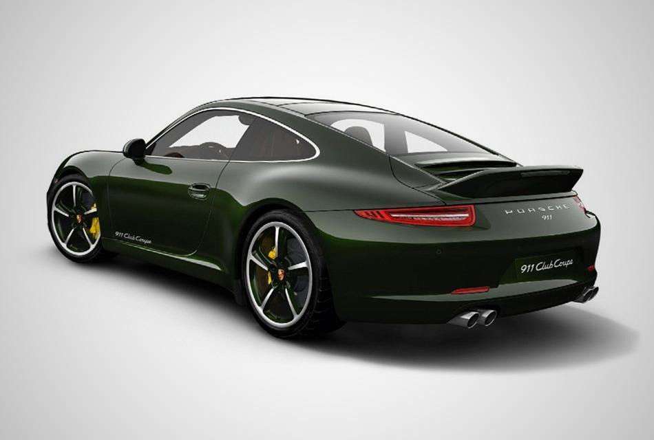 Porsche 60th Anniversary 911 Club Coupe (2)