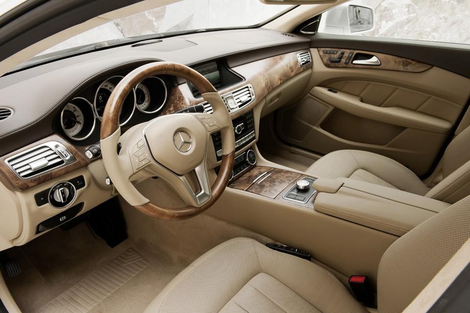 2013 Mercedes-Benz CLS Shooting Brake (2)