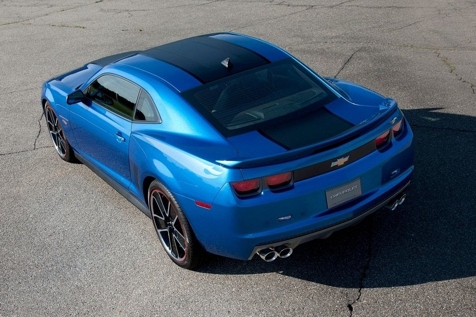 2013 Chevrolet Camaro Hot Wheels Edition (5)